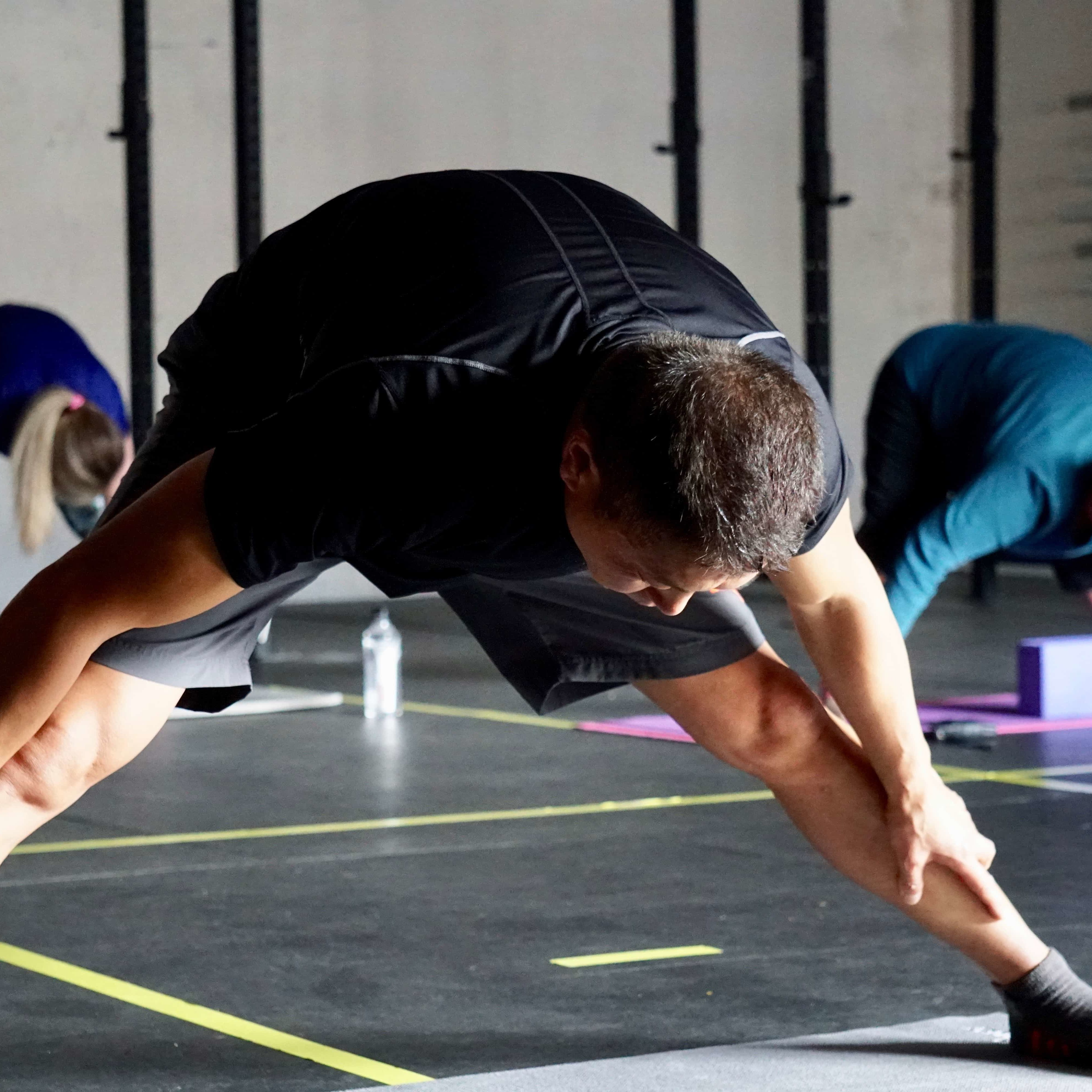 Yoga at Transform CrossFit